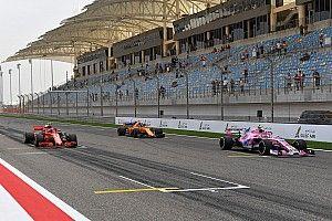 Formel 1 Bahrain 2018: Das Trainingsergebnis in Bildern