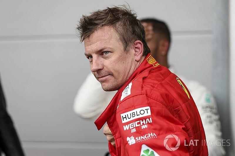 Räikkönen formajavulása a fogyásnak köszönhető?!