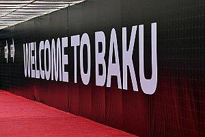 Hivatalos: Baku szerződést hosszabbított a Forma-1-ben