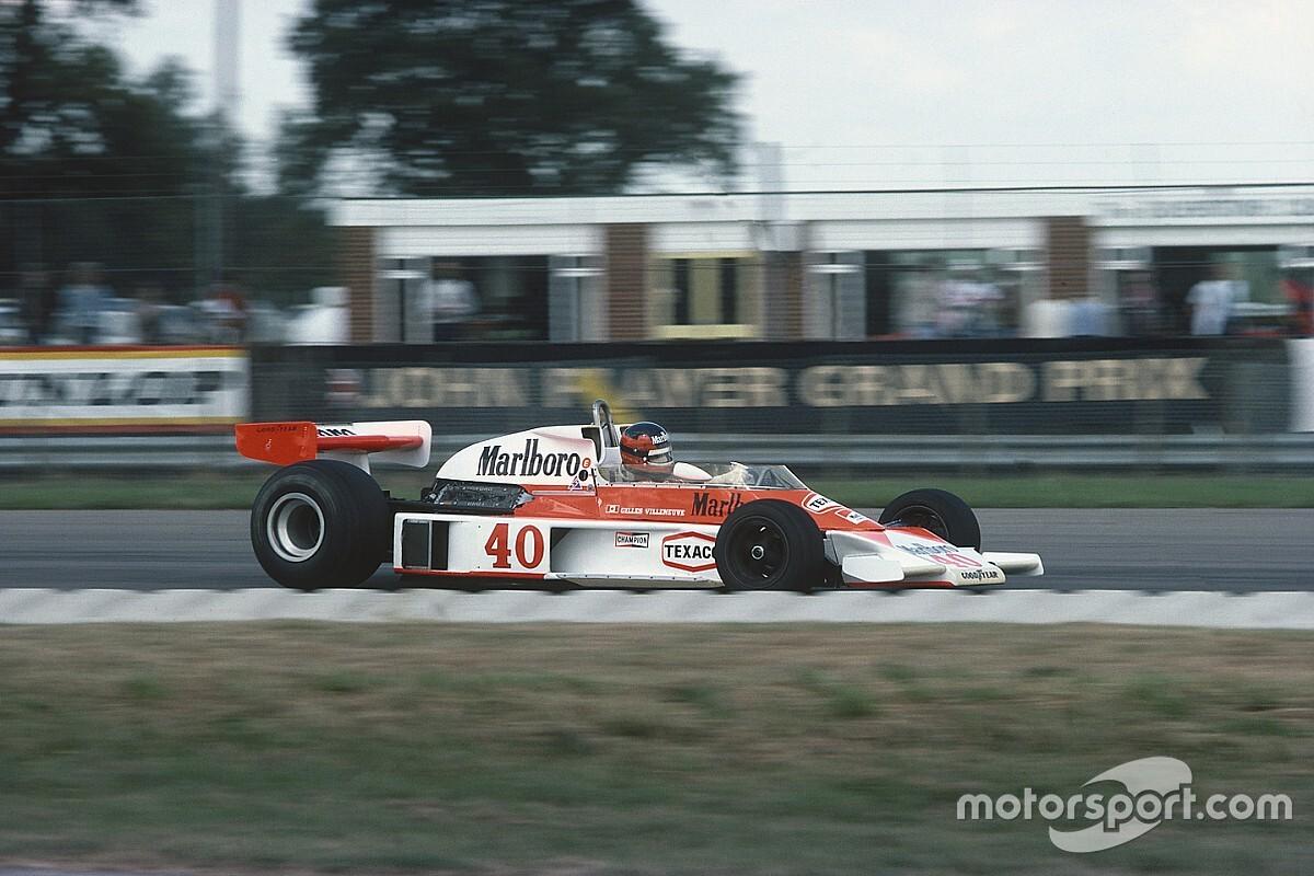 Correndo com três rodas e às cegas: relembre momentos marcantes da carreira de Gilles Villeneuve