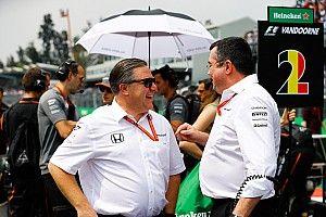 McLaren-Renault: Brown warnt vor überzogenen Erwartungen