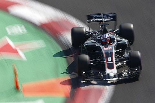 "Grosjean says Haas' Mexico form ""a slap in the face"""