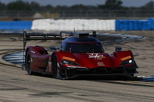 Kriminelles Klebeband: Mazda bei 12h Sebring bestraft