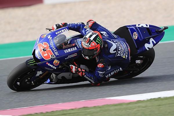 """Viñales met vragen in Qatar: """"Voel me niet goed op de motor"""""""