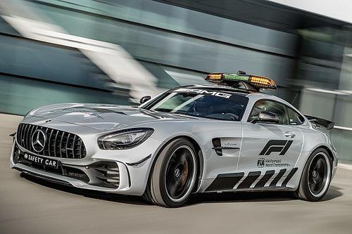 Gallery: New Mercedes-AMG GT R F1 Safety Car