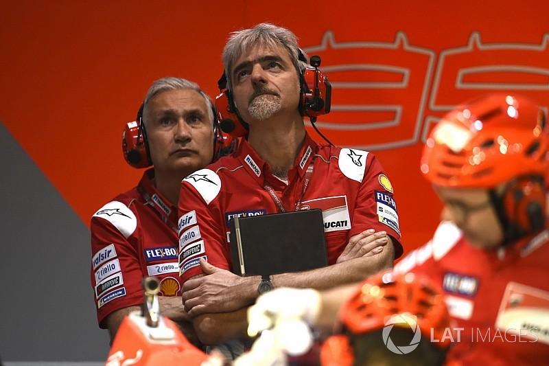 Ducati отказалась возлагать вину за аварию в Хересе на своих гонщиков