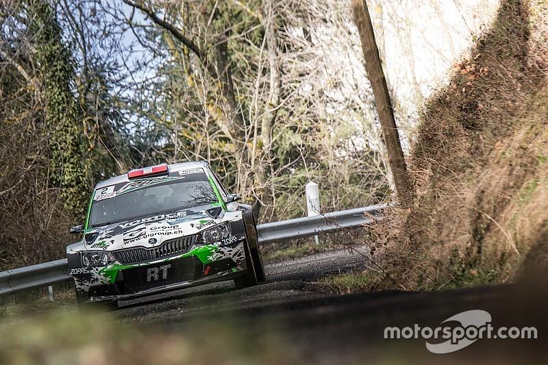 Rallye Pays du Gier : Carron sbaglia, Ballinari vince
