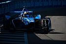 Formule E EL1 - Buemi en tête malgré un contact avec le mur