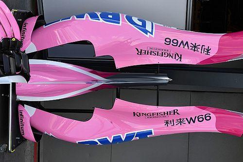 F1-es technikai képgaléria Ausztráliából