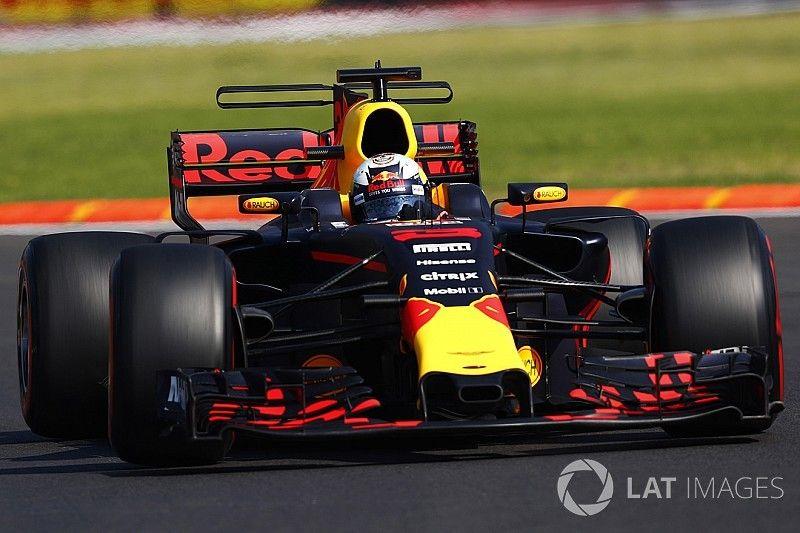 EL2 - Ricciardo précède Hamilton lors d'une étrange séance