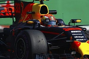 F1メキシコGP FP3速報:フェルスタッペンが首位。ハミルトン&ベッテル続く