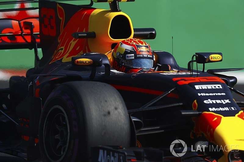 Città del Messico, Libere 3: Verstappen record, Vettel terzo a un decimo