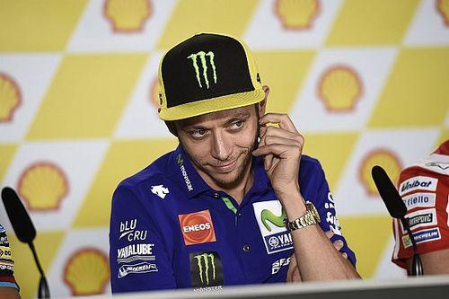 """Para Rossi, las dos carreras finales """"son vitales"""" de cara a 2018"""