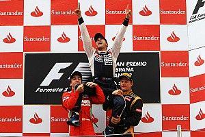 GALERI: Pemenang dan peraih podium GP Spanyol sejak 2000