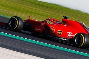 Райкконен стал лучшим в первой половине дня, McLaren снова сломалась
