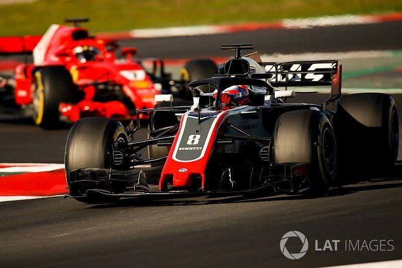 """Haas: la """"Ferrarina"""" molto veloce comincia a dare fastidio?"""