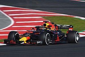 第二轮季前测试第二日:里卡多创造赛道纪录,莱科宁带病试车
