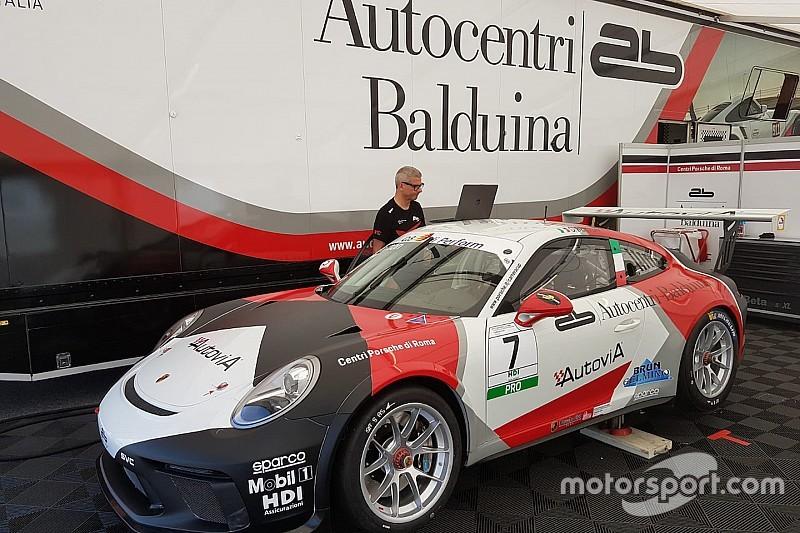 Carrera Cup Italia, Monza: pronta la sfida per la pole