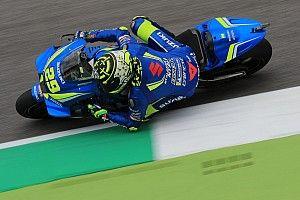 FP1 MotoGP Italia: Iannone tercepat, Rossi kedelapan