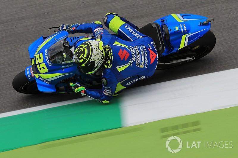Iannone maakt indruk in eerste training Grand Prix van Italië