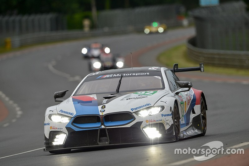 "BMW: New GTE BoP ""difficult to understand"""