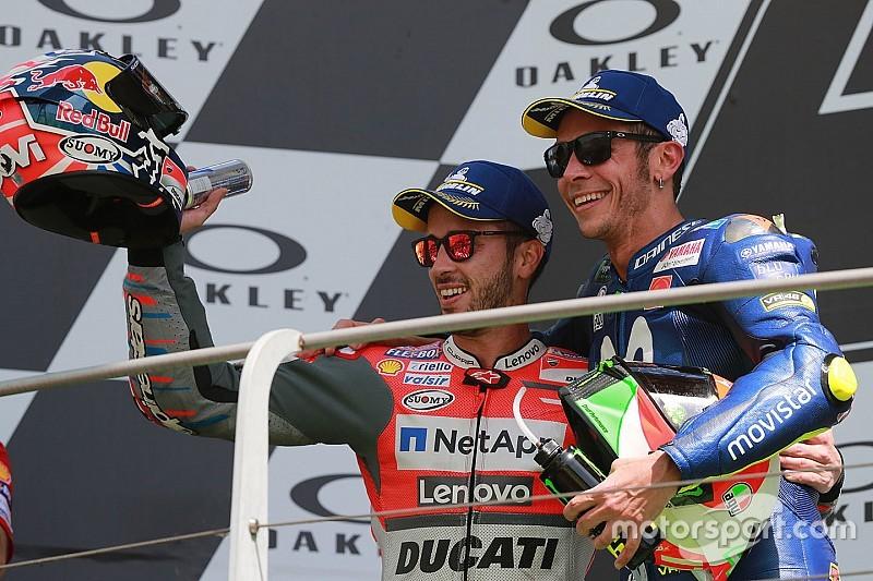 Dovizioso sejtette, hogy Lorenzo gyors lehet - csak nem ennyire...