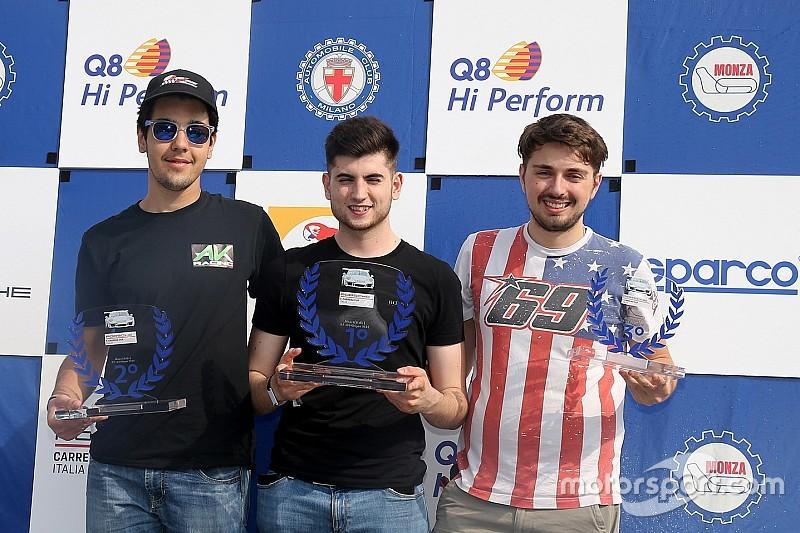 """Carrera Cup Italia, Monza: Bonito imprendibile nel monomarca """"virtuale"""""""