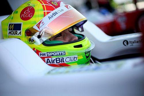 Radar verde-amarelo: Fittipaldi faz pódio em prévia da F1