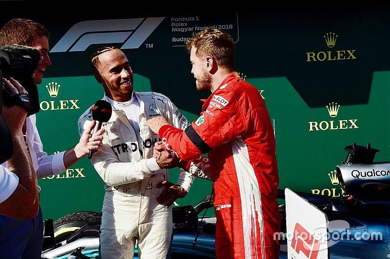 Leckék a Hungaroringről: az F1 az összeomlás szélén, míg a Ferrari tálcán nyújtotta a győzelmet Hamiltonnak
