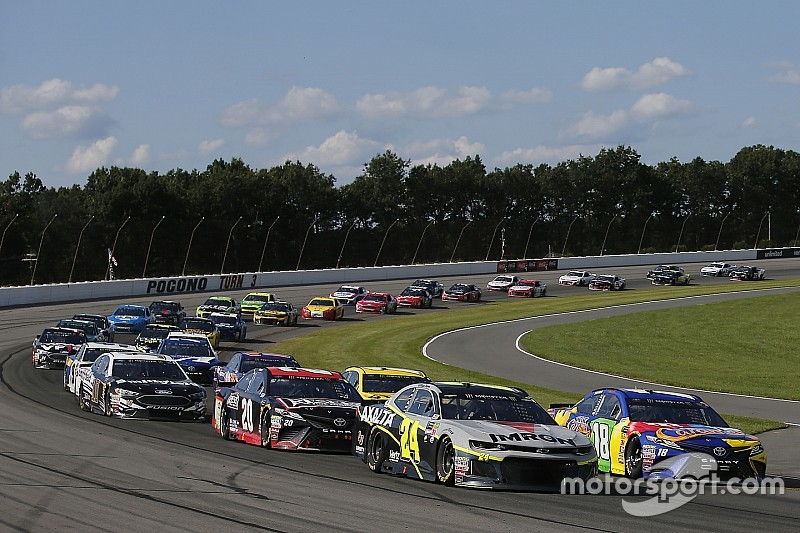 Roundtable: Expect a wild race at Pocono this weekend