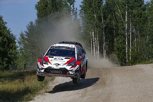 WRC Finlandiya: Tanak rahat şekilde kazandı!