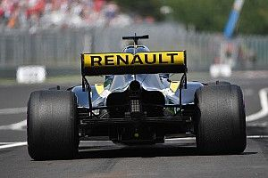 «Сейчас мы не понимаем работу шин». Renault посвятит тесты в Венгрии решению проблем с резиной