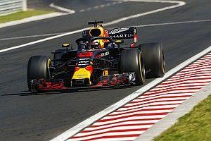 "Ricciardo dice que ""le di suficiente espacio"" a Bottas"