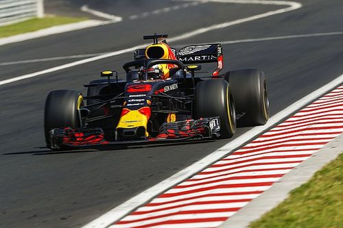 Ricciardo: Bottas sonunda agresifleşti