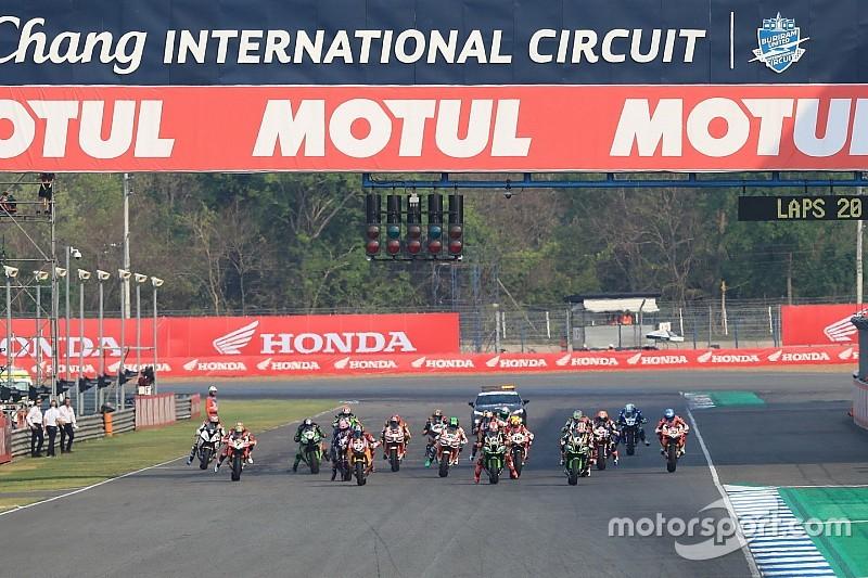 Ecco le gomme scelte da Pirelli per il Round thailandese della Superbike