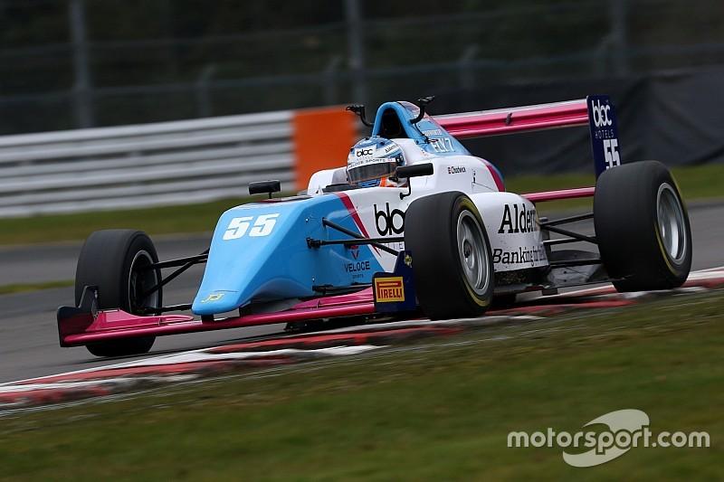 Primera victoria de una mujer en la F3 Británica