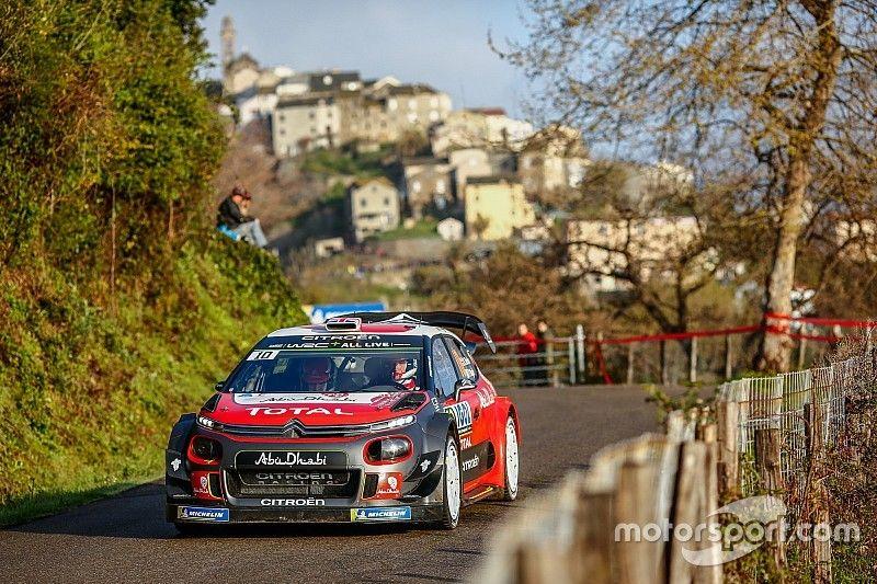 Fotogallery WRC: lo Shakedown del Tour de Corse 2018