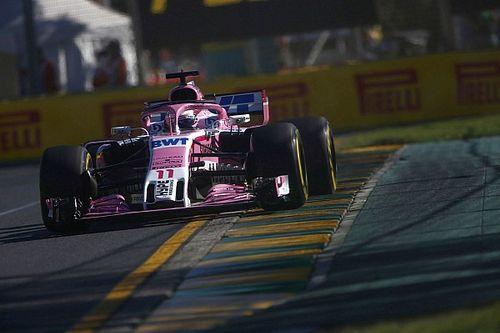 Технический анализ: что привело к провалу Force India в Австралии?