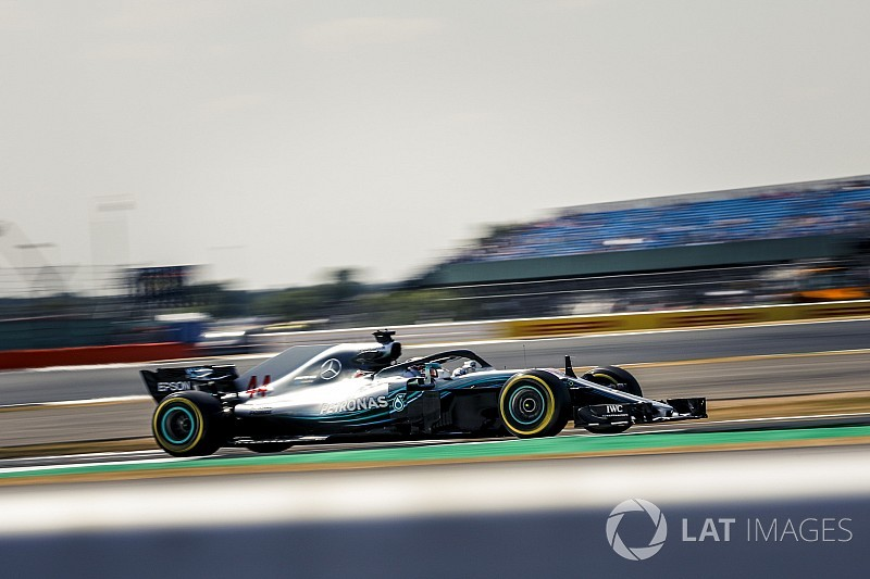 "Hamilton: Silverstone now ""bumpier than the Nordschleife"""