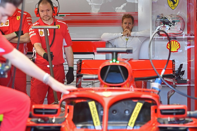Il caso: Vettel minimizza il problema al collo, ma condizionerà il GP del ferrarista?