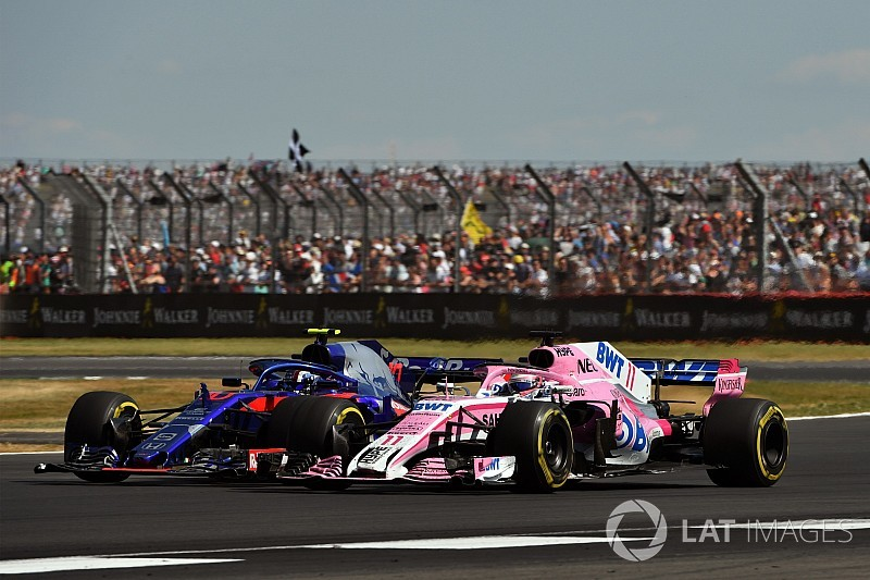 "Gasly hits out at ""completely ridiculous"" penalty"
