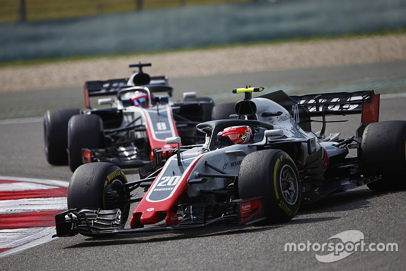 Haas surprised itself with 2018 F1 form