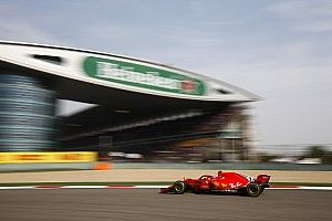 Weersverwachting voor de Grand Prix van China
