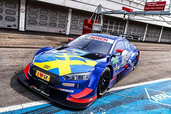 DTM L'Audi concede una gara ad Ekstrom per dire addio al DTM