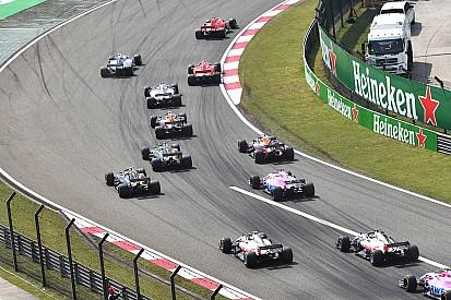 Formula 1 Çin GP pilot performans puanları