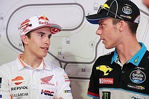 Marquez tekankan pentingnya gelar Moto2 sebelum promosi MotoGP