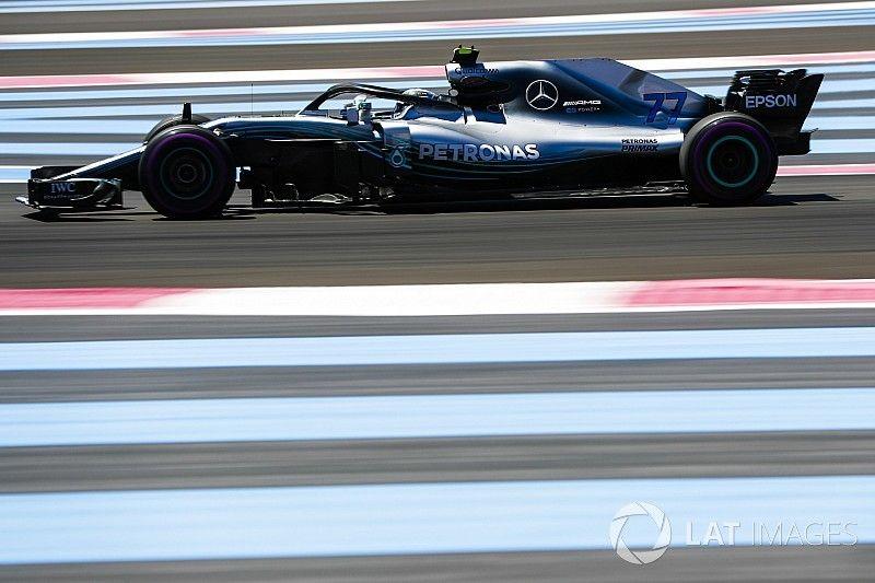 Mercedes revela atualização melhor do que o planejado