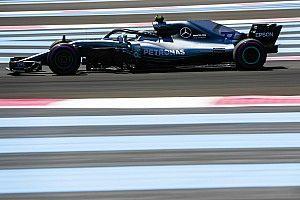 """Mercedes puso en pista su motor """"Fase 2.1"""" en Francia"""