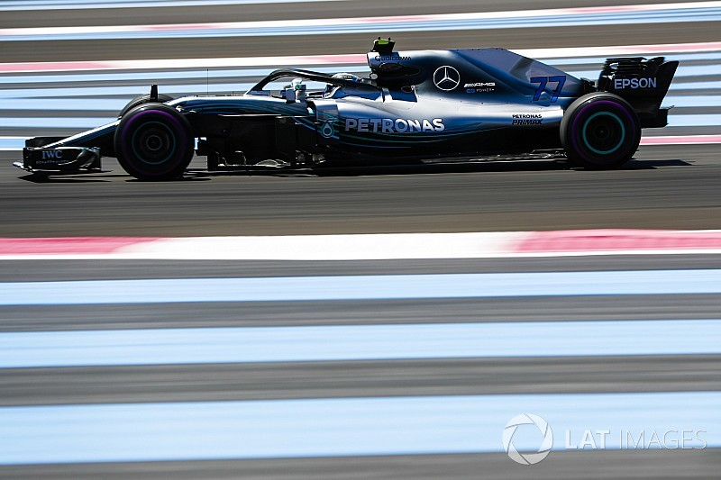"Mercedes running ""Phase 2.1"" engines in French GP"