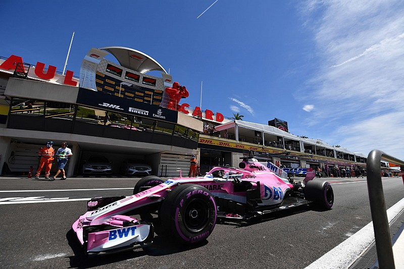 Force India о моторе Переса: Он не поврежден, с ним все в порядке